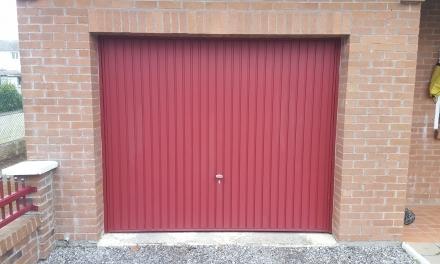 Technics 39 baies vente et pose de menuiseries et fermetures - Porte de garage a refoulement plafond ...